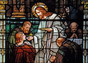Christ and the Eucharist