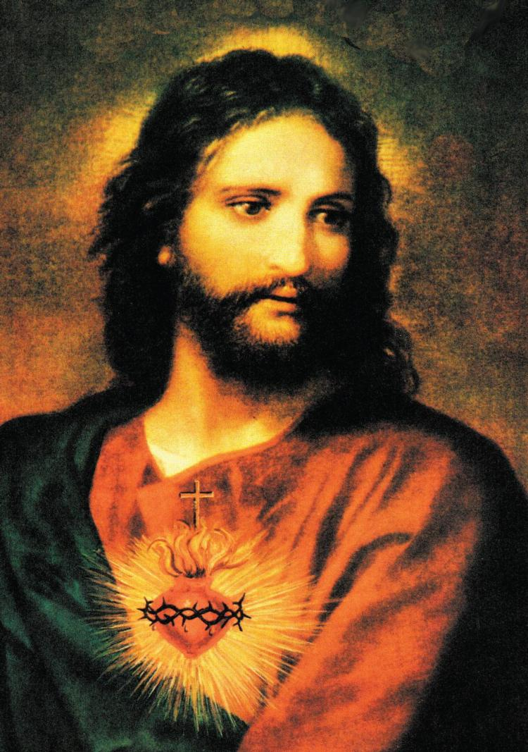Solemnity of the Most Sacred Heart of Jesus - 《生命恩泉 ...
