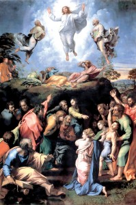 Transfiguration, by Fra Angelico