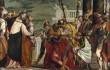 Jesus and the Centurion By  Paolo Veronese